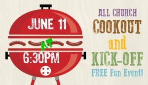 All Church Cookout