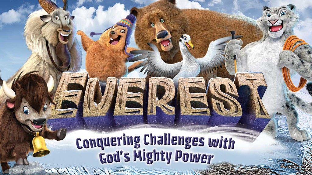 Everest VBS Slide